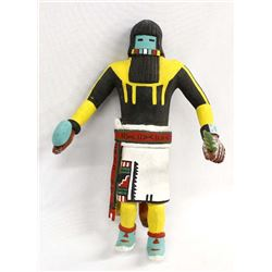 Native American Hopi Bearded Kachina