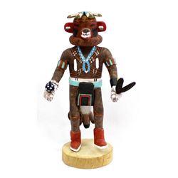 Hopi Bear Katsina by Sheldon Talas