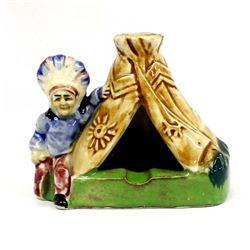 Antique Porcelain Incense Burner