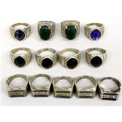 Miscellaneous Collection of Men's Rings