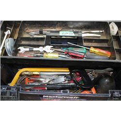 Mastercraft Tool Box w/Contents