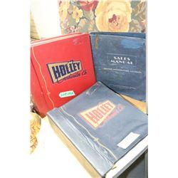 2 Holly Carburetor Books & 1 Sales Manual