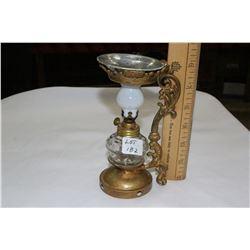 Very Unique Antique Vapo Lamp - Used to heat oils, vaseline, etc.