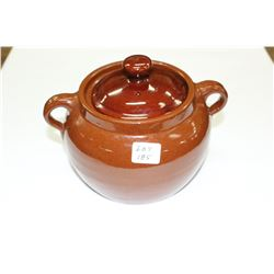 #1 Medalta Bean Pot