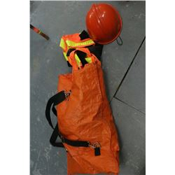 Bag of Safety Gear
