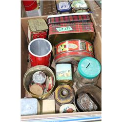 Box of Tins