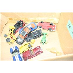 Toy Vehicles Made by Mattel (10)