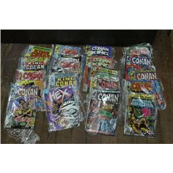 Box of Comic Books