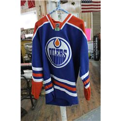 "Official NHL Hockey Jersey ""Oilers"" #14 Eberle"