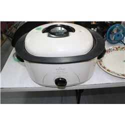 Roaster Oven (Removable Pan)