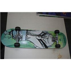 Mongoose' Skateboard