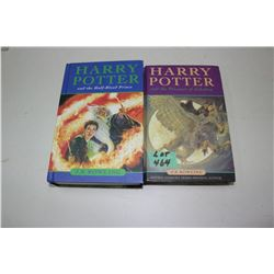 2 Harry Potter Books - 'The Prisoner of Azkaban' & 'The Half-Blood Prince'