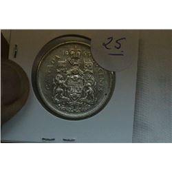 Canada Fifty Cent Coin (1)