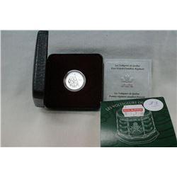 Canada Five Cent Coin (1) - No GST