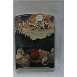 Canada Mint Set - 7 Coins