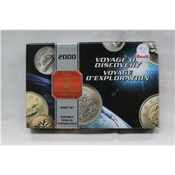 Canada Proof Set - 8 Coins