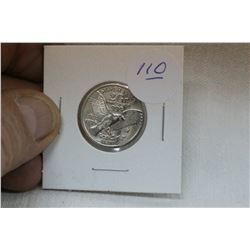 2 Grams Fine Silver (.999) (No GST on this Item)