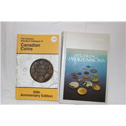 Two Books on Coins