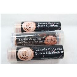 Canada One Cent Coins (150)