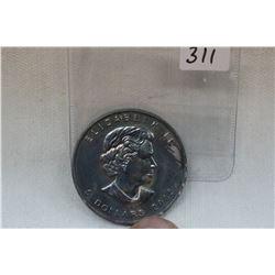 Canada Five Dollar Coin (1)