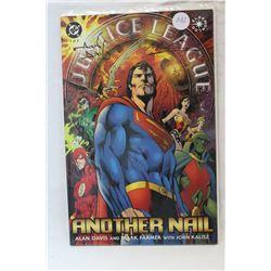 """D.C. Comics , J.L.A. """"Another Nail"""""""