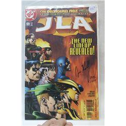 D.C. Comics, J.L.A. #69