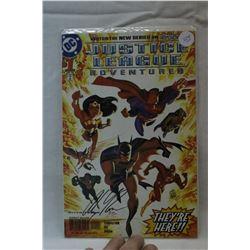 D.C. Comics, Justice League Adventures