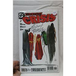 "D.C. Comics ""Identity Crisis"""