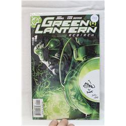 "D.C. Comics ""Green Lantern Rebirth"""
