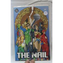 """D.C. Comics J.L.A. """"The Nail"""""""