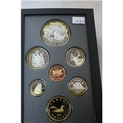 Canada Proof Set