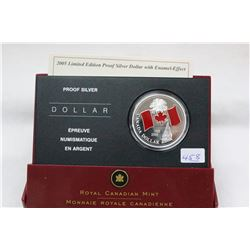 Canada Proof Dollar Coin (1)