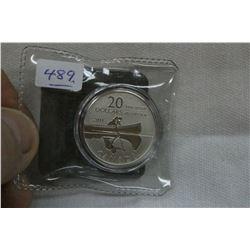 Canada Twenty Dollar Coin (1)