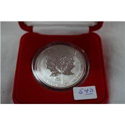 Canada Five Dollar Coin (1) - No GST
