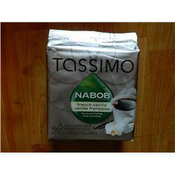 TASSIMO COFFEE CUPS - FRENCH VANILLA - 14/PK