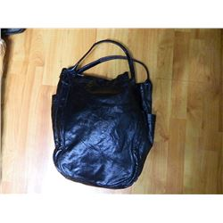 PURSE FROM ESTATE - ?GAP? BLACK GOOD CONDITION
