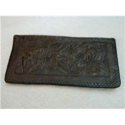 FROM ESTATE - LEATHER WALLET