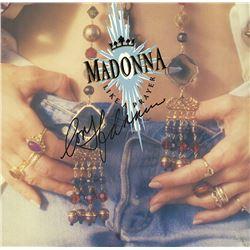 """Madonna """"Like a Prayer"""" Signed Album"""
