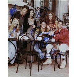 """Friends"" cast Signed Photo"