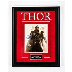 Marvel's Thor Signed Photo