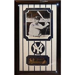 "Roger Maris ""NY Yankees"" Signed Photo"