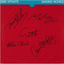 "Dire Straits ""Making Movies"" Signed Album"
