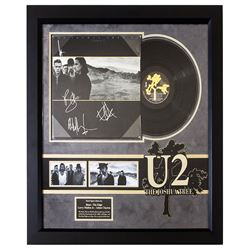 "U2 ""Joshua Tree"" Signed Album"