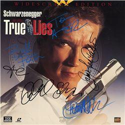 True Lies Signed Laserdisc