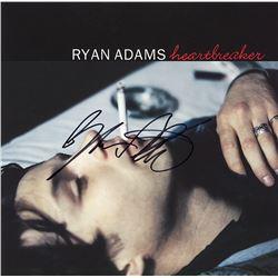 "Ryan Adams ""Heartbreaker"" Signed Album"