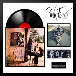 Pink Floyd Ummagumma Framed Album