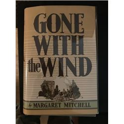 """Margaret Mitchell """"Gone With the Wind"""" Signed 1st Edition Book"""