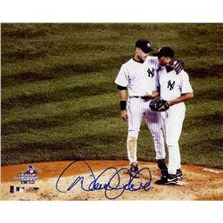 Derek Jeter Signed Photo