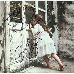 """Violent Femmes """"Violent Femmes"""" Signed Album"""