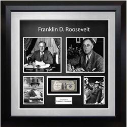 President Franklin D. Roosevelt Signed Dollar